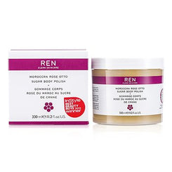 Ren Moroccan Rose Otto Sugar Body Polish 330ml/11.2oz