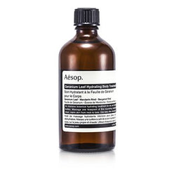 Aesop Geranium Leaf Hydrating Body Treatment 100ml/3.2oz