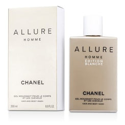 Chanel Allure Homme Edition Blanche Hair & Body Wash (Made in USA) 200ml/6.8oz