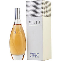 LIZ CLAIBORNE-VIVID EAU DE TOILETTE SPRAY 100ML/3.4OZ