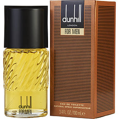 Alfred Dunhill-DUNHILL EAU DE TOILETTE SPRAY 100ml/3.4OZ