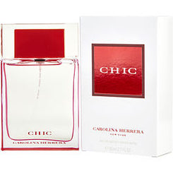CAROLINA HERRERA-CHIC EAU DE PARFUM SPRAY 80ML/2.7OZ