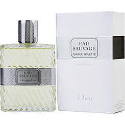 Christian Dior-EAU SAUVAGE EAU DE TOILETTE SPRAY 100ml/3.4OZ