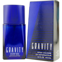 COTY-GRAVITY EAU DE COLOGNE SPRAY 45ML/1.6OZ