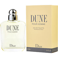 CHRISTIAN DIOR-DUNE EAU DE TOILETTE SPRAY 100ML/3.4OZ