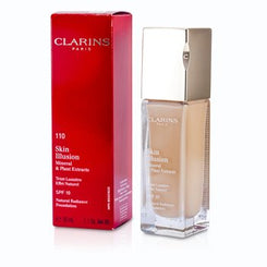 Clarins Skin Illusion Natural Radiance Foundation SPF 10 - # 110 Honey 30ml/1.1oz