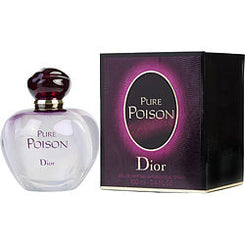 CHRISTIAN DIOR-PURE POISON EAU DE PARFUM SPRAY 100ML/3.4OZ