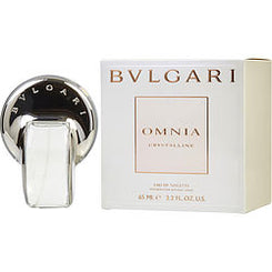 BVLGARI-OMNIA CRYSTALLINE EAU DE TOILETTE SPRAY 65ML/2.2OZ