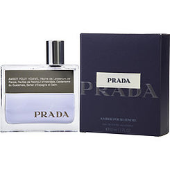 PRADA-PRADA EAU DE TOILETTE SPRAY 50ML/1.7OZ (AMBER)
