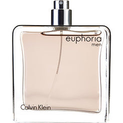 CALVIN KLEIN-EUPHORIA MEN EAU DE TOILETTE SPRAY 100ML/3.4OZ *TESTER