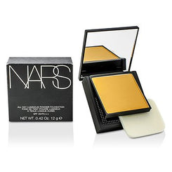 NARS All Day Luminous Powder Foundation SPF25 - Punjab (Medium 1 Medium with golden peachy undertones) 12g/0.42oz