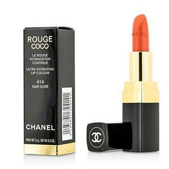 Chanel Rouge Coco Ultra Hydrating Lip Colour - # 414 Sari Dore 3.5g/0.12oz