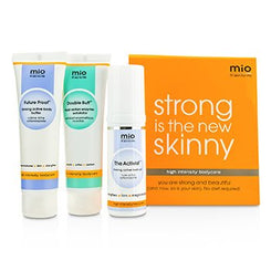 Mama Mio Strong Is The New Skinny Kit: The Activist 30ml + Double Buff 50ml + Future Proof 50ml 3pcs