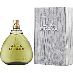 ANTONIO PUIG-AGUA BRAVA EAU DE COLOGNE SPRAY 100ML/3.4OZ *TESTER