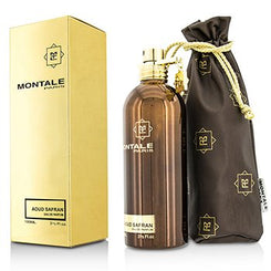 Montale Aoud Safran Eau De Parfum Spray 100ml/3.4oz