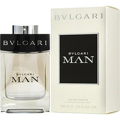 Bvlgari-MAN EAU DE TOILETTE SPRAY 100ml/3.4OZ