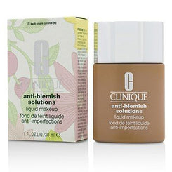 Clinique Anti Blemish Solutions Liquid Makeup - # 18 Fresh Cream Caramel 30ml/1oz