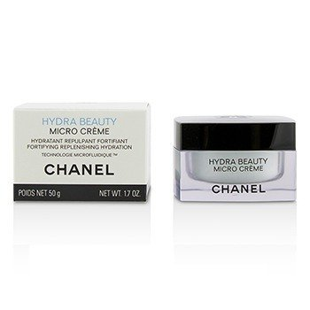 Chanel Hydra Beauty Micro Cream Hydratant Repulpant Fortifiant 50g/1.7oz