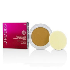 Shiseido Sheer & Perfect Compact Foundation SPF 21 (Refill) - # B60 Natural Deep Beige 10g/0.35oz