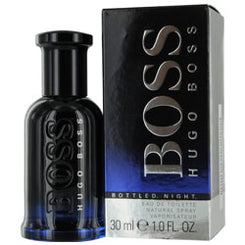 HUGO BOSS-BOSS BOTTLED NIGHT EAU DE TOILETTE SPRAY 30ML/1OZ