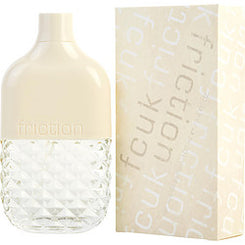 FRENCH CONNECTION-FCUK FRICTION EAU DE PARFUM SPRAY 100ML/3.4OZ