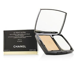 Chanel Le Teint Ultra Ultrawear Flawless Compact Foundation Luminous Matte Finish SPF15 - # 50 Beige 13g/0.45oz