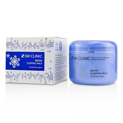3W Clinic Water Sleeping Pack 100ml/3.3oz