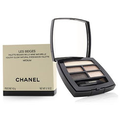 Chanel Les Beiges Healthy Glow Natural Eyeshadow Palette - # Medium 4.5g/0.16oz