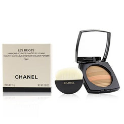 Chanel Les Beiges Healthy Glow Luminous Multi Colour Powder - # Deep 11g/0.38oz