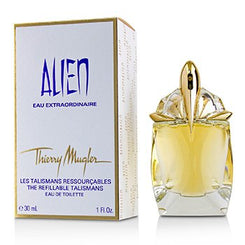 Thierry Mugler (Mugler) Alien Eau Extraordinaire Eau De Toilette Refillable Spray 30ml/1oz