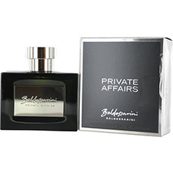 HUGO BOSS-BALDESSARINI PRIVATE AFFAIRS EAU DE TOILETTE SPRAY 90ML/3OZ