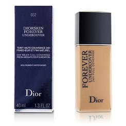 Christian Dior Diorskin Forever Undercover 24H Wear Full Coverage Water Based Foundation - # 032 Rosy Beige 40ml/1.3oz