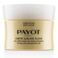 Payot Body Elixir Crème Sublime Elixir Firming Care with Precious Oils 200ml/6.7oz
