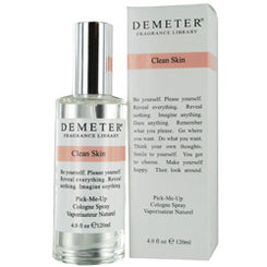 Demeter-DEMETER CLEAN SKIN EAU DE COLOGNE SPRAY 120ml/4OZ