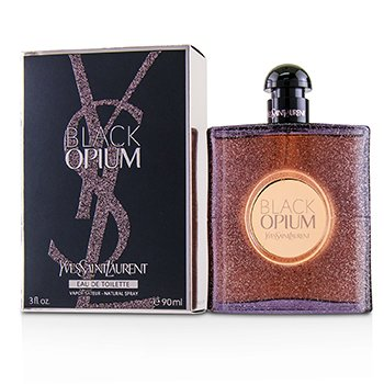 Yves Saint Laurent Black Opium Glow Eau De Toilette Spray (2018 Edition) 90ml/3oz