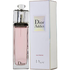 Christian Dior-DIOR ADDICT EAU FRAICHE EAU DE TOILETTE SPRAY 100ml/3.4OZ (NEW PACKAGING)