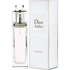 CHRISTIAN DIOR-DIOR ADDICT EAU FRAICHE EAU DE TOILETTE SPRAY 50ML/1.7OZ (NEW PACKAGING)