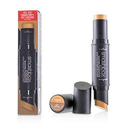 Smashbox Studio Skin Shaping Foundation + Soft Contour Stick - # 3.2 Cool Medium Beige 11.75g/0.4oz