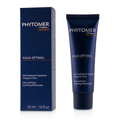 Phytomer Homme Aqua Optimal Face and Eyes Soothing Moisturizer 50ml/1.6oz