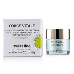 Swissline Force Vitale Aqua-Vitale Corrective Eye Cream 15ml/0.5oz