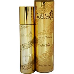 AQUOLINA-GOLD SUGAR EAU DE TOILETTE SPRAY 30ML/1OZ