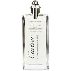 CARTIER-DECLARATION D'UN SOIR EAU DE TOILETTE SPRAY 100ML/3.3OZ *TESTER
