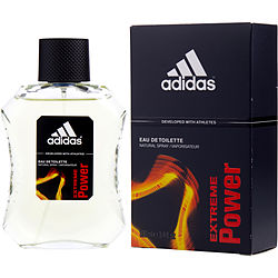 ADIDAS-EXTREME POWER EAU DE TOILETTE SPRAY 100ML/3.4OZ (DEVELOPED WITH ATHLETES)