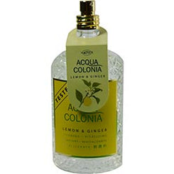 4711-ACQUA COLONIA LEMON & GINGER EAU DE COLOGNE SPRAY 170ML/5.7OZ *TESTER