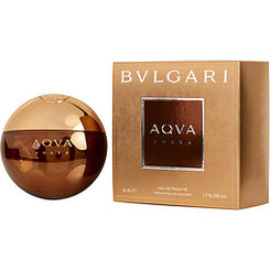 Bvlgari-AQUA AMARA EAU DE TOILETTE SPRAY 50ml/1.7OZ
