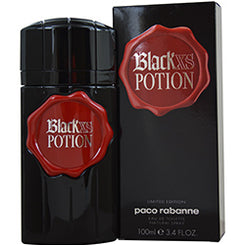 PACO RABANNE-BLACK XS POTION EAU DE TOILETTE SPRAY 100ML/3.4OZ (LIMITED EDITION)