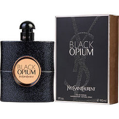 YVES SAINT LAURENT-BLACK OPIUM EAU DE PARFUM SPRAY 90ML/3OZ
