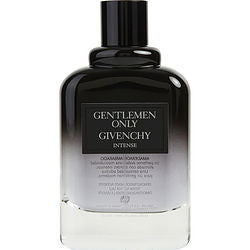 GIVENCHY-GENTLEMEN ONLY INTENSE EAU DE TOILETTE SPRAY 100ML/3.3OZ *TESTER