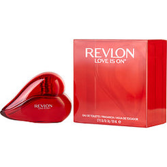 REVLON-LOVE IS ON EAU DE TOILETTE SPRAY 50ML/1.7OZ