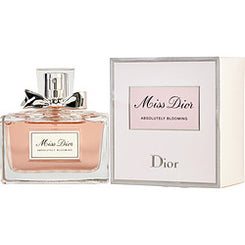 CHRISTIAN DIOR-MISS DIOR ABSOLUTELY BLOOMING EAU DE PARFUM SPRAY 100ML/3.4OZ
